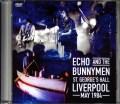 Echo & the Bunnymen エコー・アンド・ザ・バニーメン/UK 1984