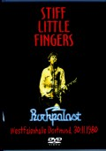 Stiff Little Fingers スティッフ・リトル・フィンガーズ/Germany 1980