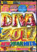 Various Artists Shakira,Lady Gaga,Alicia Keys,Jacky Greco/Diva 2017 New Year Hits