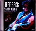 Jeff Beck ジェフ・ベック/CA,USA 2018