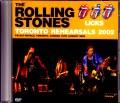Rollins Stones ローリング・ストーンズ/Canada 2002 Reharsals