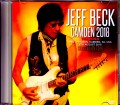 Jeff Beck ジェフ・ベック/NJ,USA 2018