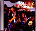 Rolling Stones ローリング・ストーンズ/Canada 2002