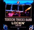Tedeschi Trucks Band テデスキ・トラックス・バンド/VA,USA 2018