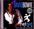 David Bowie デヴィッド・ボウイ/London,UK 1999