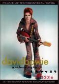 David Bowie デヴィッド・ボウイ/Video Sampler 1993-2016