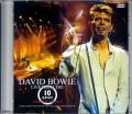 David Bowie デヴィッド・ボウイ/New York,USA 1997