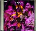 Prince プリンス/TV Appearances 1980-1991