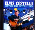 Elvis Costello エルヴィス・コステロ/RI,USA 2016 & more