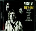 Nirvana ニルヴァーナ/Tokyo,Japan 1992