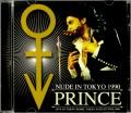 Prince プリンス/Tokyo,Japan 1990