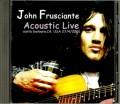 John Frusciante ジョン・フルシャンテ/Ca,USA 2001