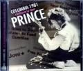 Prince プリンス/Sc,USA 1981