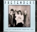 Pretenders プリテンターズ/London,UK 1981