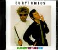 Eurythmics ユーリズミックス/Scotland,UK 1983