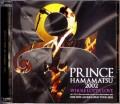 Prince プリンス/Shizuoka,Japan 2002