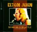Elton John エルトン・ジョン/Wa,USA 1972
