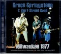 Bruce Springsteen ブルース・スプリングスティーン/Wisconsin,USA 1977