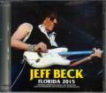 Jeff Beck ジェフ・ベック/Florida,USA 2015