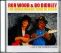 Ron Wood,Bo Diddley ロン・ウッド/Tokyo.Japan 1983 & more