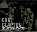 Eric Clapton エリック・クラプトン/New York,USA 2015