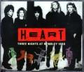 Heart ハート/LOndon,England 1988