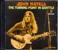 John Mayall ジョン・メイオール/Washington,USA 1969