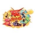 (エンスカイ) ディズニー ベイマックス トラベルステッカー : 4 ビッグヒーロー6