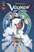 VOLTRON LEGENDARY DEFENDER VOL 3 #1 CVR B