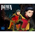 (コトブキヤ) DCコミックス IKEMEN 1:7 PVC : ダミアンロビン