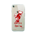 (ソープスタジオ) DCコミックス b.wing x ジャスティスリーグ Aファミリー スマートフォンケース iPhone7 : ハーレイクイン