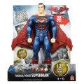 (マテル) DC コミックス ジャスティスリーグ ライト&サウンド アクション フィギュア : スーパーマン
