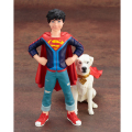 (コトブキヤ) DCコミックス スーパーサンズ ARTFX+ 1:10 PVC : ジョナサン・ケント&クリプト 2パック