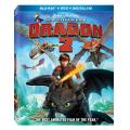 (ドリームワークス) ヒックとドラゴン2 ムービー US版 ブルーレイ & DVD 2枚組セット