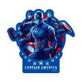 (インロック) マーベル アベンジャーズ エンドゲーム ダイカットステッカー : キャプテン・アメリカ IS-553