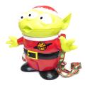 (ディズニー) USディズニーパーク限定 ポップコーンケース : リトルグリーメン (クリスマスバージョン)