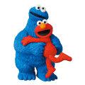 (メディコムトイ) セサミストリート ウルトラディテールフィギュア : エルモ&クッキーモンスター