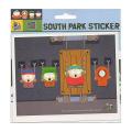 (コメディセントラル) サウスパーク ステッカー : Kenny Stan Kyle Cartman