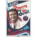 ストレンジャーシングス ポスター : No Cherry No Deal 276