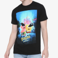 スポンジボブ スポンジ・オン・ザ・ラン ムービーポスター Tシャツ