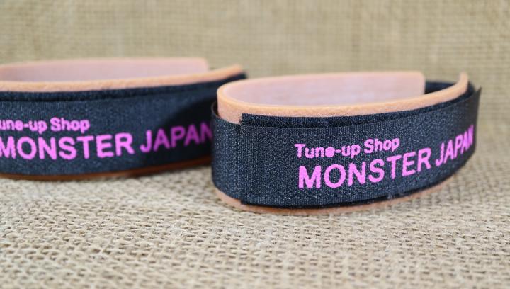 ■MONSTER JAPAN■ オリジナルスキーバンド