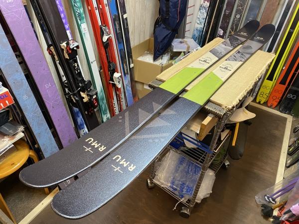 RMU スキー板