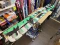 line スキー