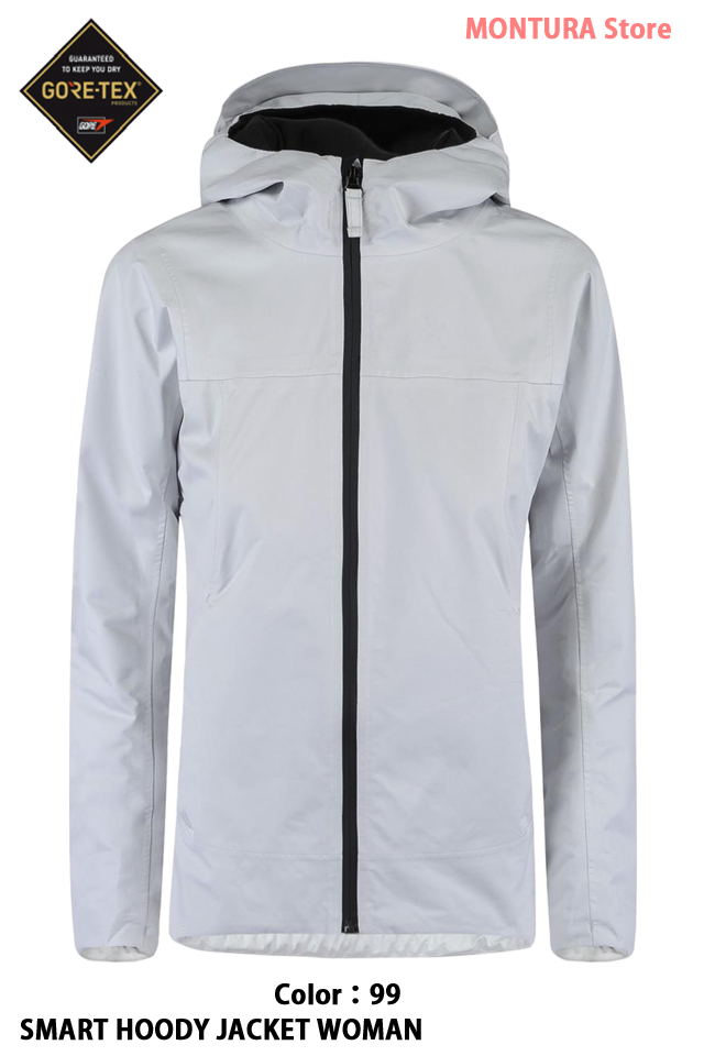 MONTURA SMART HOODY JACKET WOMAN (MJAT11W)-99