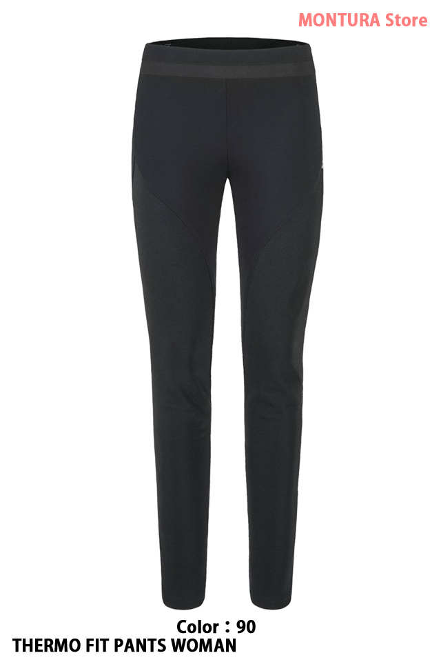 MONTURA THERMO FIT PANTS WOMAN (MPLR39W)-90
