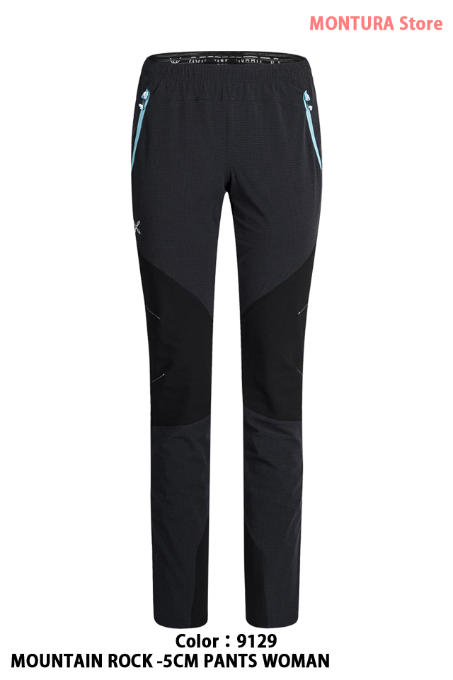 MONTURA MOUNTAIN ROCK -5CM PANTS WOMAN (MPLS41W-)-9129