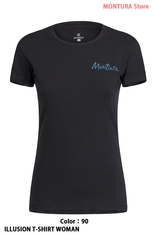 MONTURA ILLUSION T-SHIRT WOMAN (MTGC62W)-90