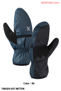 MONTURA FINGER-OUT MITTEN (MGMJD0X)-86