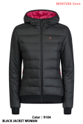 MONTURA BLACK JACKET WOMAN (MJAD33W)-9104