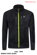 MONTURA NORDIC FLEECE JACKET (MJAP30X)-9040